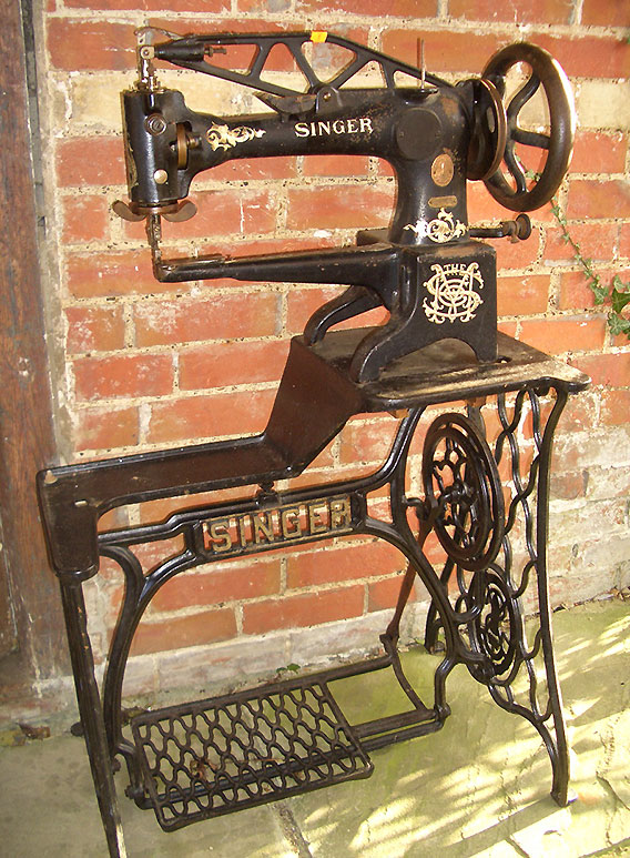 A New Addition To The Design Studio Handbags Purses Amazing Antique Singer Leather Sewing Machine