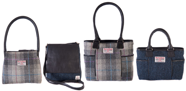 Harris Tweed styles