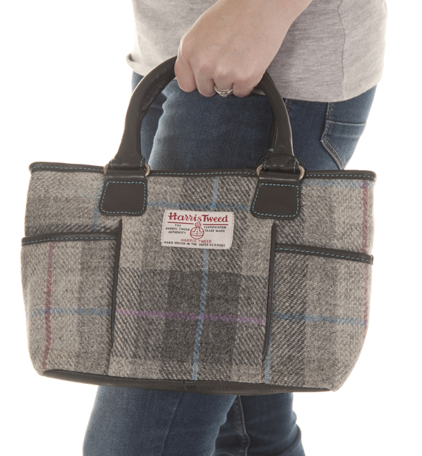 Shona Easton Grey Harris Tweed HH