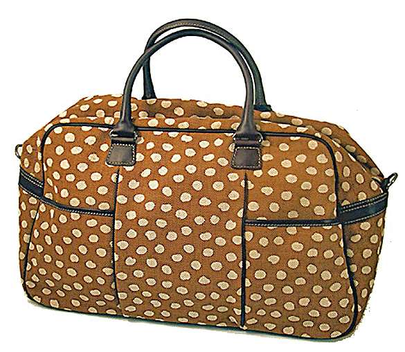 Shona Easton spot holdall